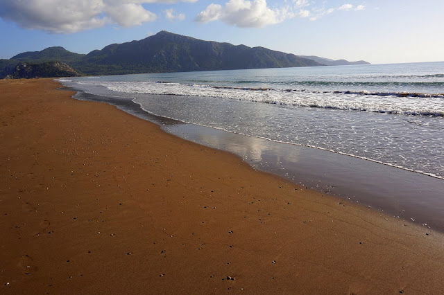 Iztuzu pláž Mugla