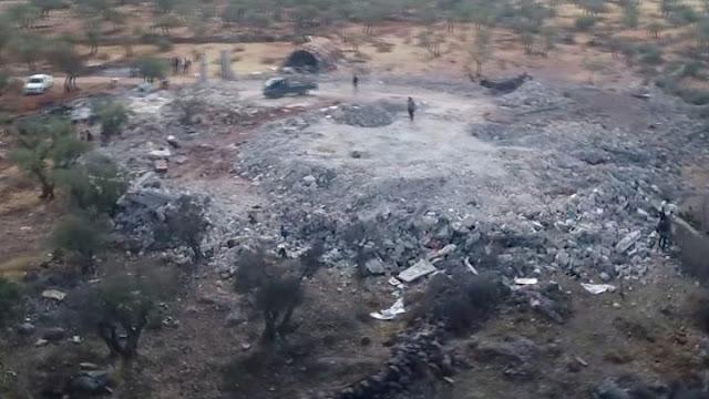 Kematian Al Baghdadi Diragukan Warga Suriah, Tak Lihat Jasadnya