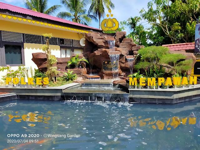 Jasa Tukang Kolam Relief Tebing Semarang | Tukang Kolam Tebing Semarang