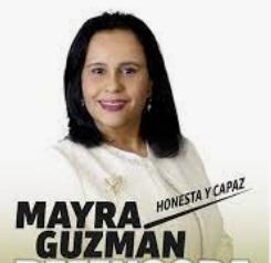 """Mayra Guzmán aboga por la """"revisión total"""" de las ternas     presentadas por Diputados para Defensor del Pueblo"""