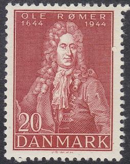 Denmark 1944 - Ole Romer