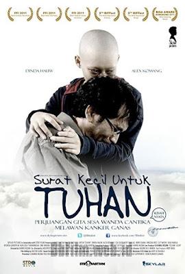 Sinopsis film Surat Kecil Untuk Tuhan (2011)