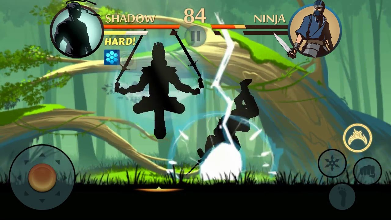 shadow fight mod apk download ios