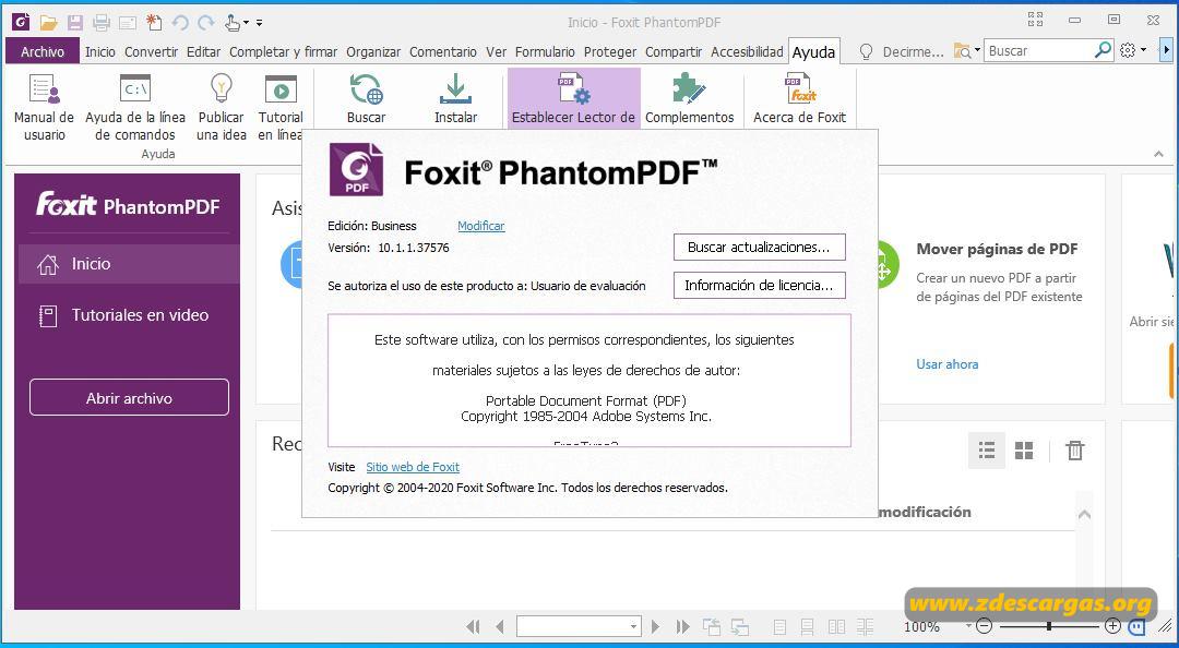 PhantomPDF Full Español