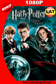 Harry Potter y la Orden del Fenix (2007) Latino HD BDRIP 1080P - 2007