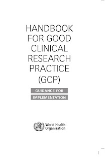 Handbook for Good Clinical Research Practice (GCP