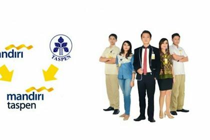 Lowongan Kerja Bank Mandiri Taspen Pos (Bank Mantap) Lulusan SMK/SEDERAJAT