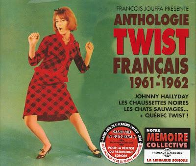 VA - Anthologie Twist Français 1961-1962