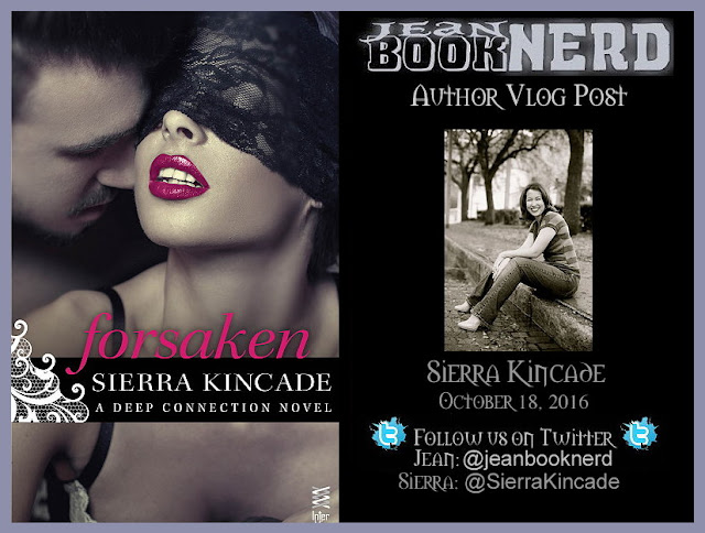Vlog Post With Sierra Kincade Jean Booknerd