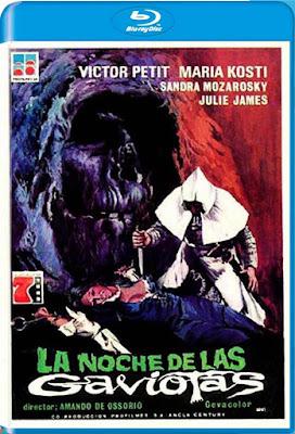 La Noche De Las Gaviotas 1975 BD25 Spanish