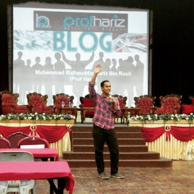 PROF HARIZ INTERNET MARKETING Malaysia
