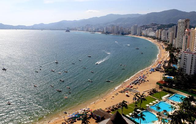 Aluguel de carro em Acapulco
