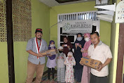 Kerja Sama GMNI dan Kementerian BUMN: Bagikan Paket Bantuan ke Panti Asuhan