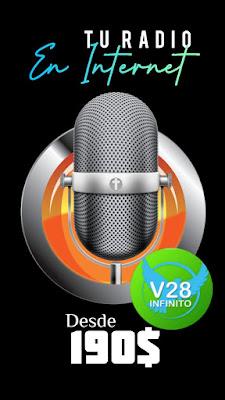 Imagen página web radio Online