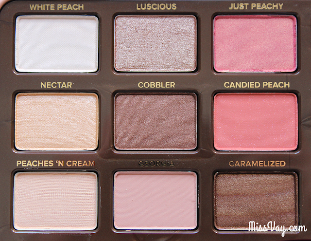 Sweet Peach de Too Faced