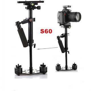 Spesifikasi dan harga gimbal S60