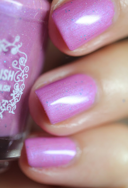 My Indie Polish Not Your Everage Dame Nail Polish