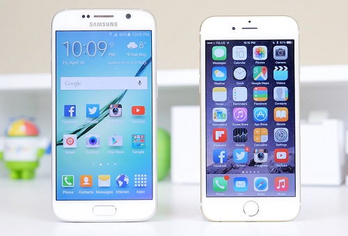 Galaxy S7 vs iPhone vs Galaxy S6 6s which phone is good for photos