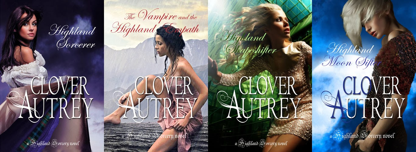Highland Sorcery series books