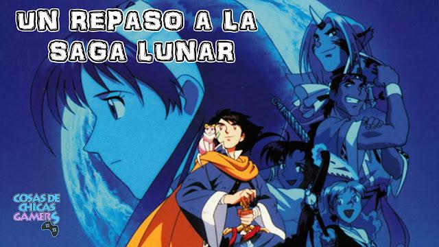 Saga Lunar: Silver Star y Eternal Blue