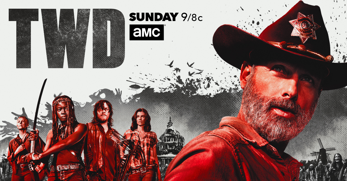 The Walking Dead Season 9 ฝ่าสยองทัพผีดิบ ปี 9 พากย์ไทย