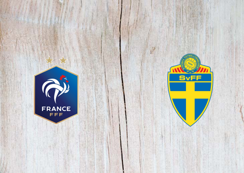 France vs Sweden -Highlights 17 November 2020