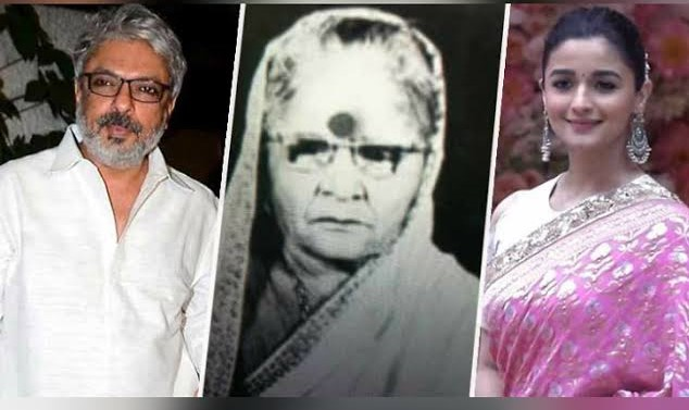 Who was Gangubai Kathiawadi?