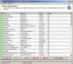 برنامج لتحديث جميع البرامج التي منصبة على حاسوبك دون تنصيب  SUMo