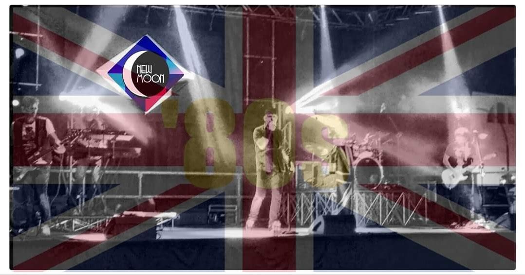 I NEW MOON omaggiano il british sound degli anni 80