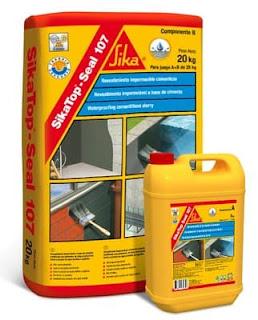 Cegah Bocor Pada Beton dengan Sika waterproofing