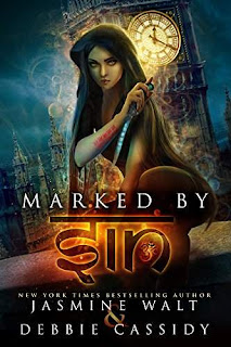 Marked By Sin, a new adult fantasy by Jasmine Walt