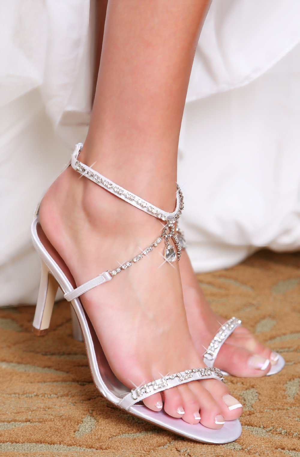 FOOD OF LIFE: IDEAL WEDDING SHOES