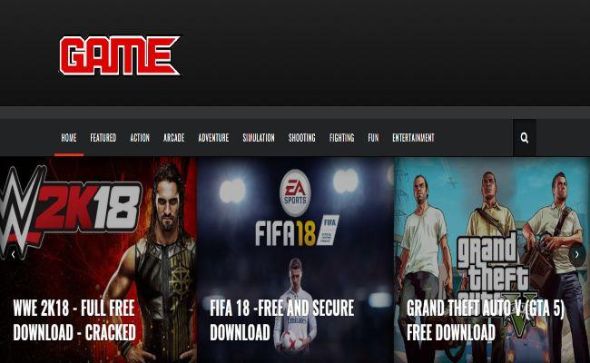 افضل موقع لتحميل الألعاب الإلكترونية الضخمة بروابط مباشرة وبروابط تدعم الإستكمال | GAMES-PRO