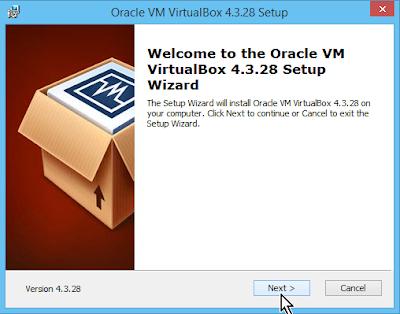 virtualbox instalacion