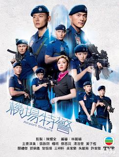 Phim Đặc Cảnh Sân Bay-SCTV9 Trọn Bộ Trên TVB 2020