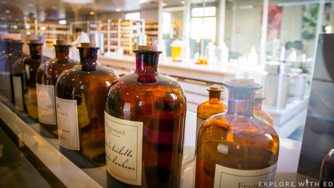 Fragonard Perfumery Grasse Tour
