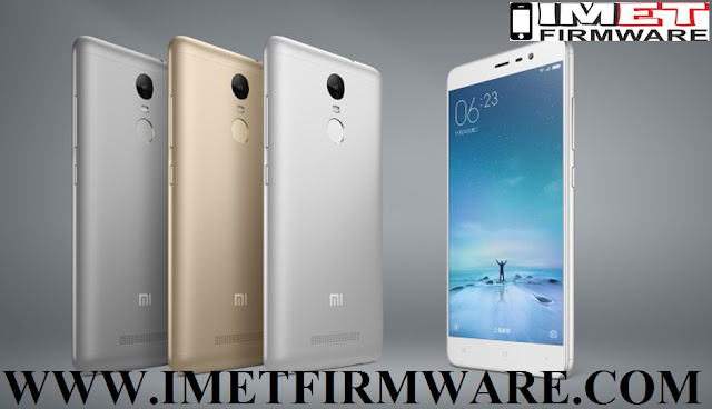 Redmi Note 3 Official Stock Rom Download — TTCT