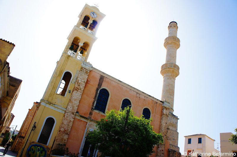 Church of Agios Nikolaos Things to Do in Chania Crete