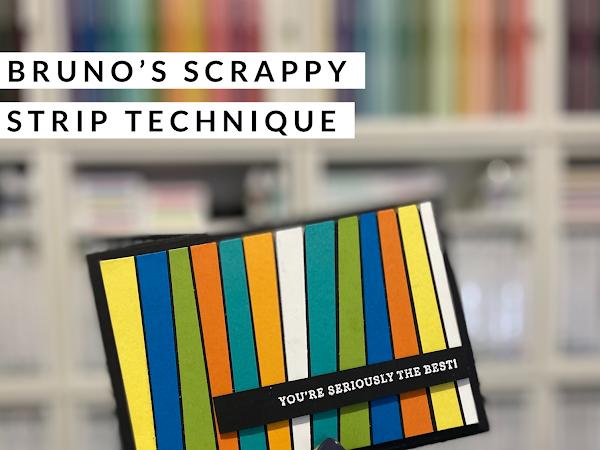 Bruno's Scrappy Strip Technique VIDEO