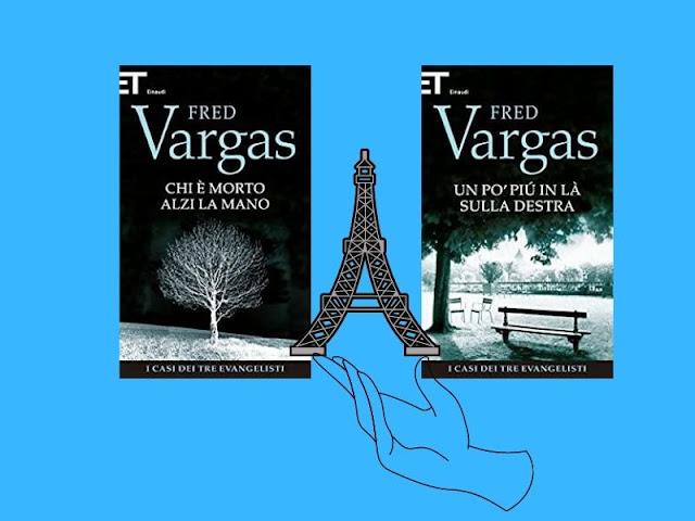 La trilogia degli Evangelisti di Fred Vargas