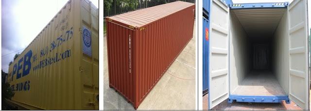 container kho 40 feet cao