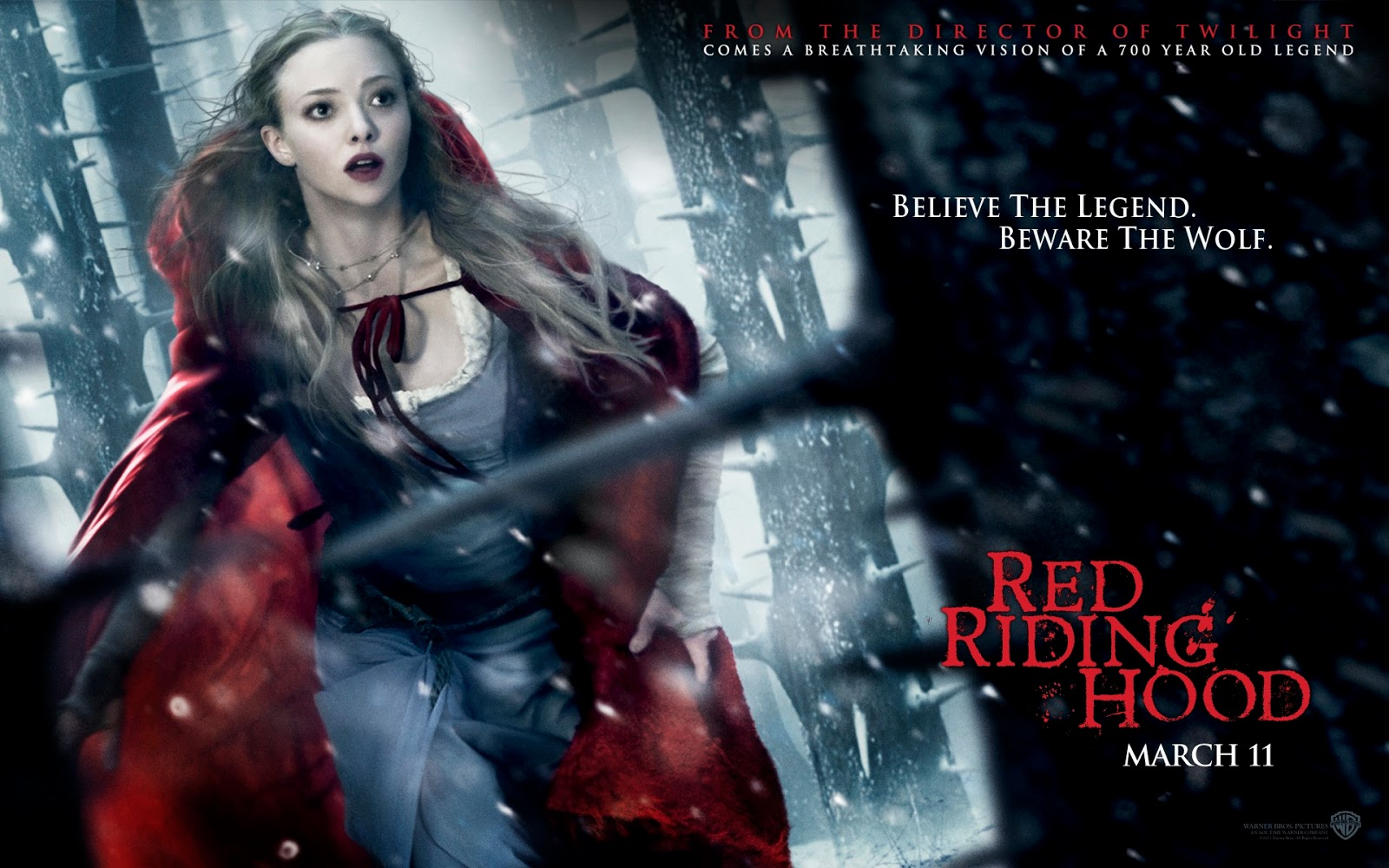 little red riding hood film adaptations
