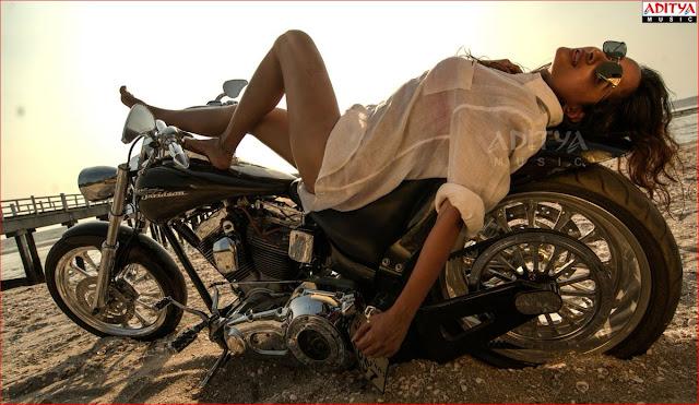 Pragya jaiswal latest hot still from nakshatram
