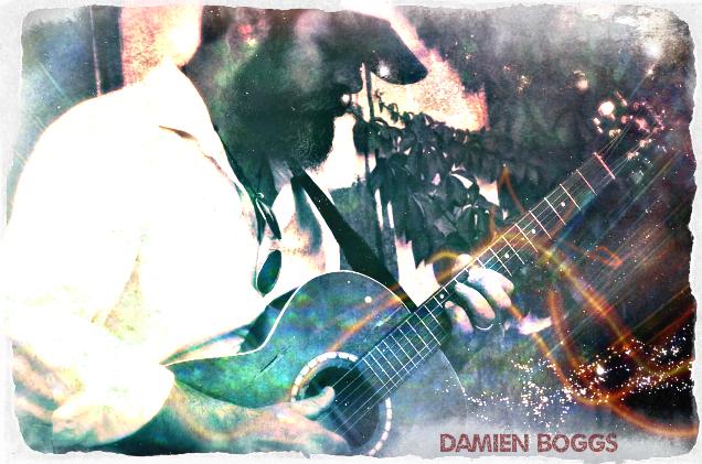 Damien Boggs
