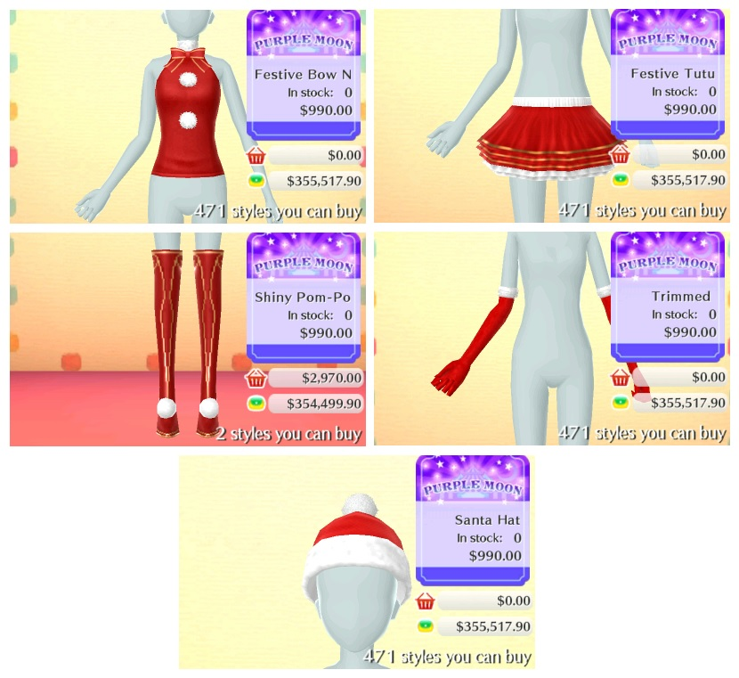 Style Savvy Fashion Forward Themes