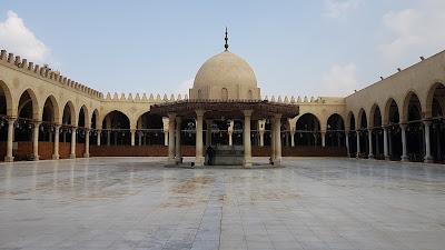 Dentro una moschea