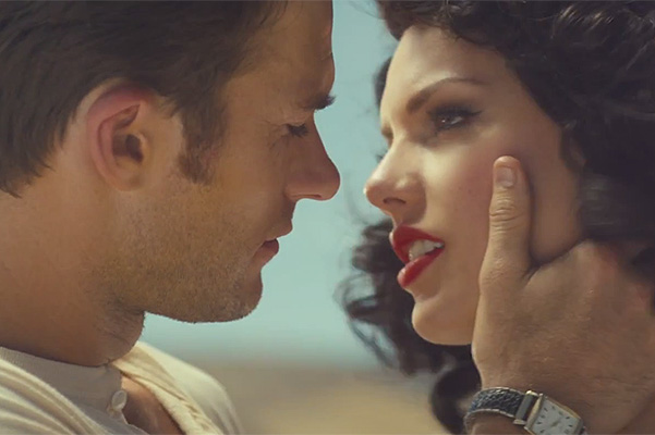 Passions: Taylor Swift and Scott Eastwood in Wildest Dreams clip