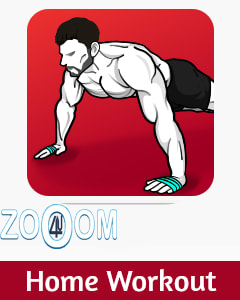 Home Workout app