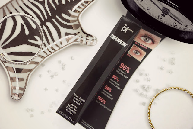 IT Cosmetics Superhero Mascara by barbies beauty bits