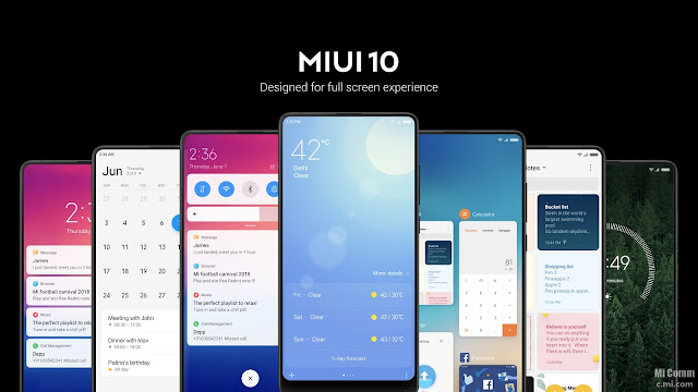 Now Xiaomi's 21 smartphones will get MIUI 10 updates